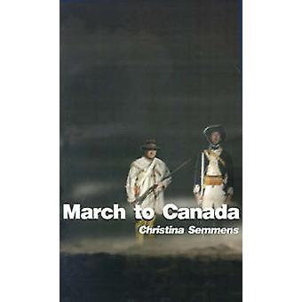 Marzo a Canadá por Semmens y Christina