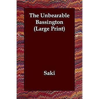 Den uutholdelige Bassington av Saki