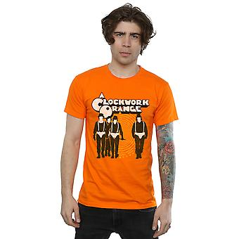 A Clockwork Orange Men's Silhouette Poster T-Shirt