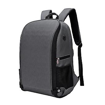 Flexible camera bag with adjustable interior