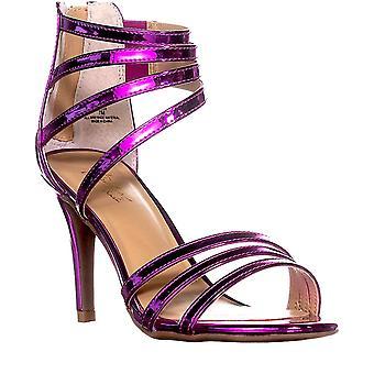 Thalia Sodi Womens Karlee Open Toe ocasião especial tornozelo cinta sandálias