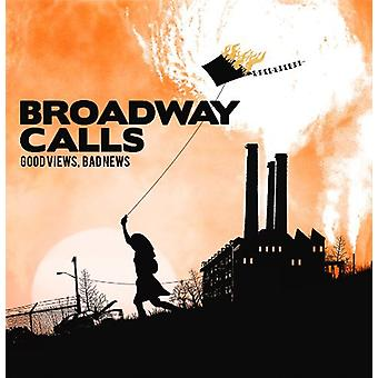 Broadway Calls - Good Views Bad News [CD] USA import