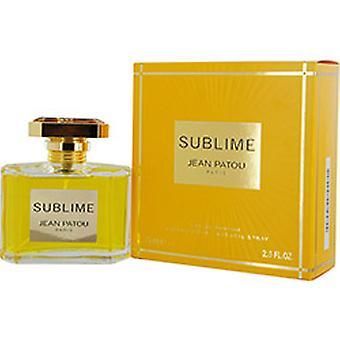 Jean Patou Sublime Eau de Parfum 75ml EDP spray