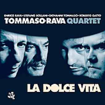 Tommaso-Rava Quartet - La Dolce Vita [CD] USA import