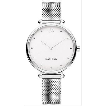 Design danois pure Emily Watch-argent