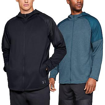 Under Armour Hommes MK1 Terry FZ Hoody