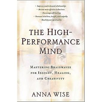 High Performance Mind by Anna Wise - 9780874778502 Book