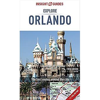 Insight Guides Explore Orlando (Travel Guide with Free eBook) by Insi