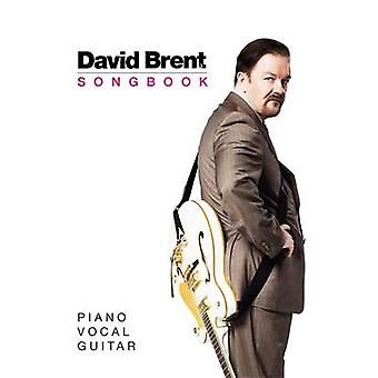 The David Brent Songbook by Ricky Gervais - 9781911274148 Book