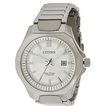 Citizen Eco-Drive Super Titan Mens Watch AW1540-88A