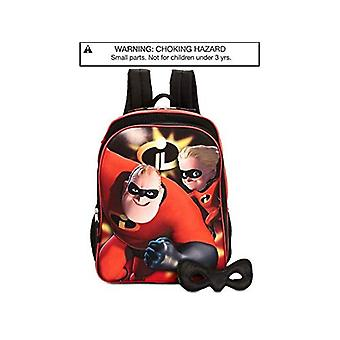 Backpack - Disney - Incredible 2 w/Mask 16