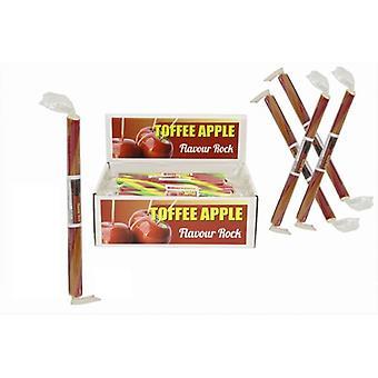 20 Mittelgeschmeckte RockSticks - Toffee Apple Flavour