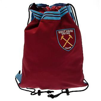 West Ham United FC snor rygsæk