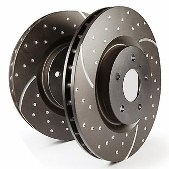 EBC Brakes GD7214 GD Pattern Rotors