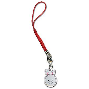 Cell Phone Charm - Tokyo Ghoul - New Touka's Mask Anime Licensed ge17338