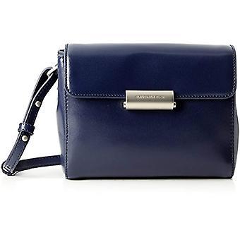 Mandarin duck Hera 3.0 Strap - Blue Women's Shoulder Bags (Dress Blue) 7x15x20 cm (B x H T)