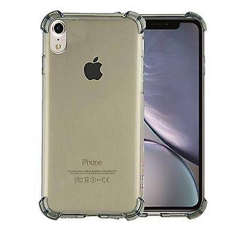 Couverture arrière Shockproof TPU 1.5 mm Apple iPhone X/Xs Transparent Black