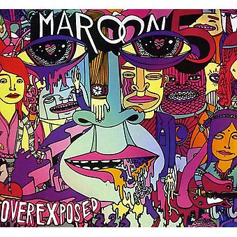 Maroon 5 - surexposé - Deluxe (Clean) [CD] USA import