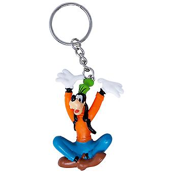 Goofy Character Keychain