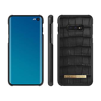 iDeal Of Sweden Samsung Galaxy S10e Capri Shells-Black