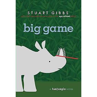 Big Game by Stuart Gibbs - 9781481423342 Book