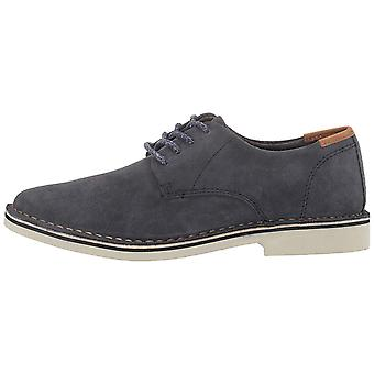 Kenneth Cole Reaction Mens Desert Sun Leather Lace Up Casual Oxfords