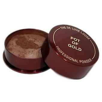 Pot Of Gold The De Luxe Loose Bronzing Powder