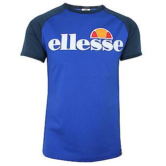 Ellesse Piave män ' s blå t-shirt