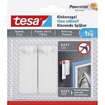 تيسا تيسا ® لاصق ة مسمار المحتوى الأبيض: 2 pc (ق)