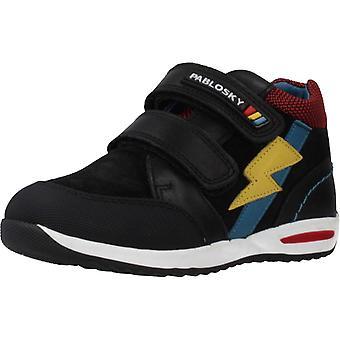 Pablosky Boots 063615 Color Black