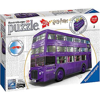 Ravensburger Harry Potter Ritter Bus 216pc 3D Puzzle