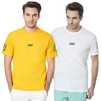 Oakley Herren TN Racing Verbiage Baumwolle Rundhals T-Shirt T-Shirt