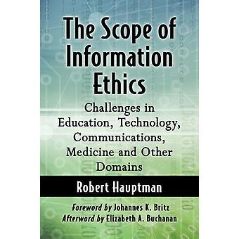 Reikwijdte van de informatie ethiek door Robert Hauptman