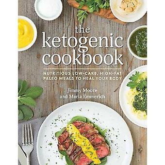 Ketogen kokbok av Jimmy Moore