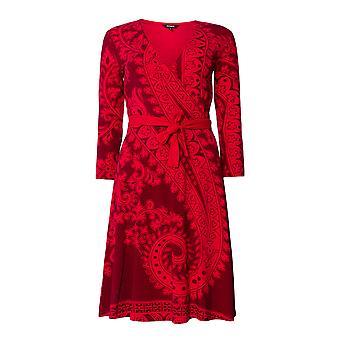 Desigual Women's Marlene Swirly Flared Dress
