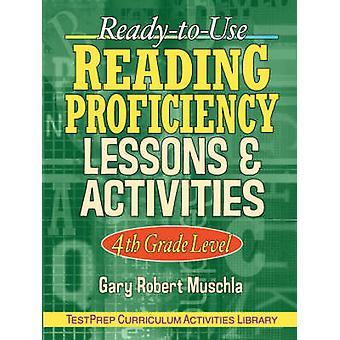 Käyttövalmis, lukemisen taitoa opetukset ja toiminta - 4 luokan Le