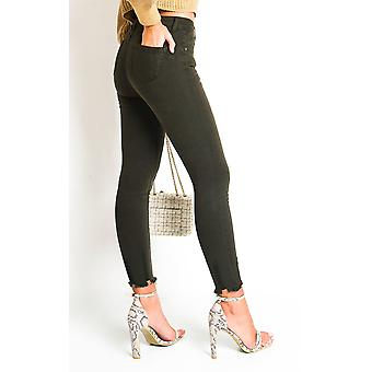 IKRUSH Womens Stassy Skinny Jeans