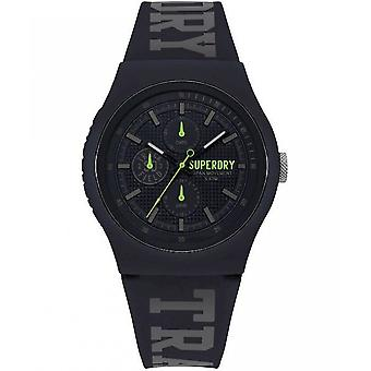 Superdry mens watch urban track & field multi SYG188UU