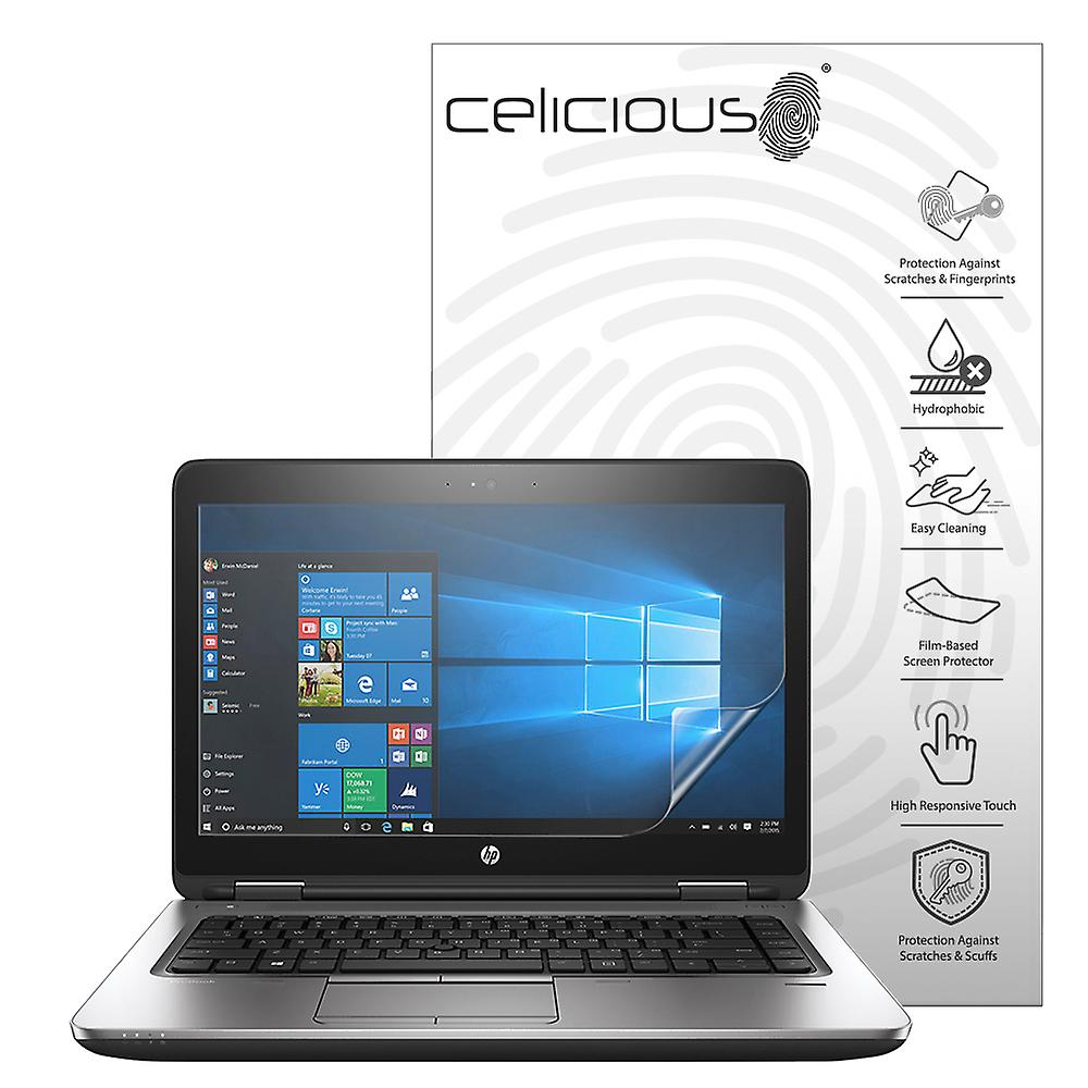 Celicious Privacy 2-Way Anti-Spy Filter Screen Protector Film Compatible with MSI GE60 Apache Pro-003
