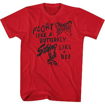 American Classics Muhammad Ali Stinger T-Shirt - rot