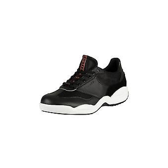 Cruyff Classics Liga Leather/mesh Black Trainer