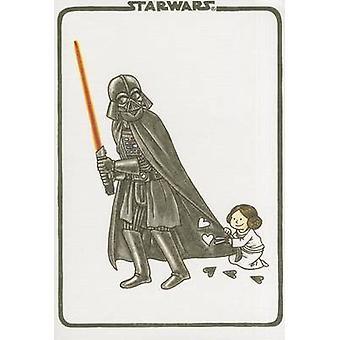 Vaders Little Princess Flexi Journal by Jeffrey Brown