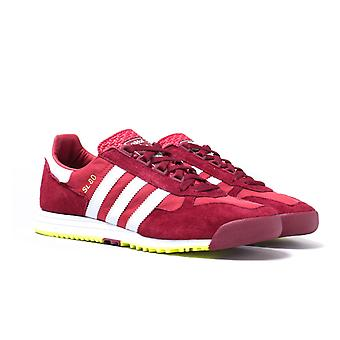 Adidas Originals SL 80 Burgunder Semsket Trenere