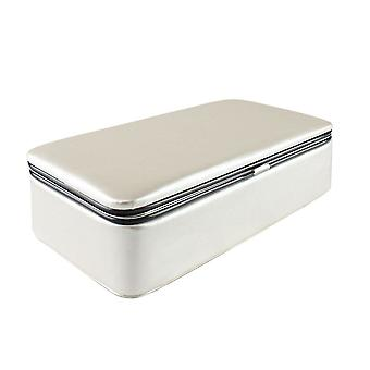 Jewellery box 18 x 9.5 cm - White