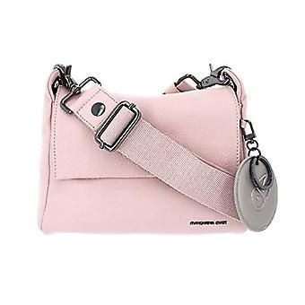Mandarin Duck Mellow Leather Strap Pink Women's Bag (Rose Metal) 6x15x21 cm (W x H x L)