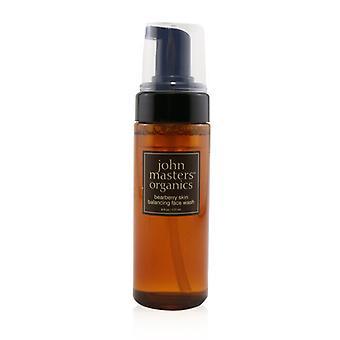 John Masters Organics Balancing Face Wash With Bearberry & Willow Bark 177/6oz