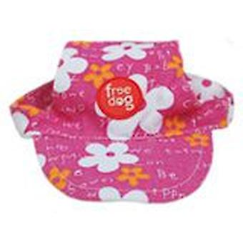 Freedog Love Flower Hat TM (Dogs , Dog Clothes , Fashion Accessories)