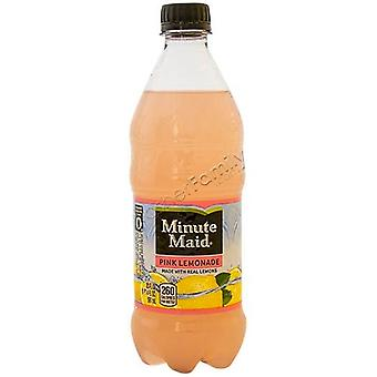 Minute Maid Rosa Limonade Us-( 591 Ml X 1 Flaschen)