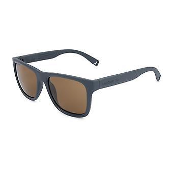 Lacoste män's solglasögon grå l816s