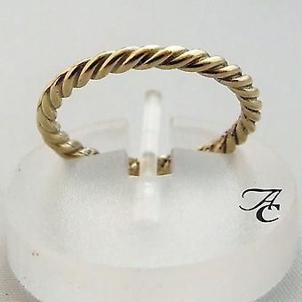 Atelier Christian gold ring